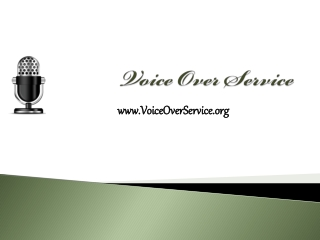 voiceoverservice.org