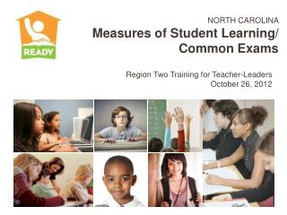 NORTH CAROLINA  Measures of Student Learning