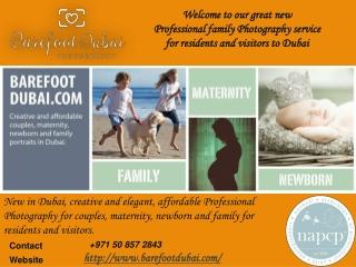 Dubai Baby Photographe