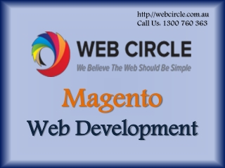"""Magento Web Development - The Best E-Commerce Platform Avai"