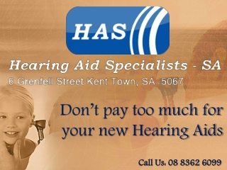 Cheap hearing aids in Adelaide
