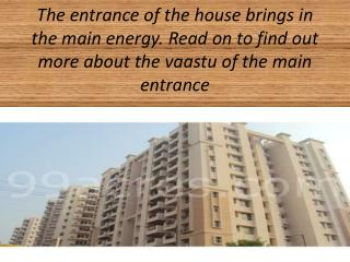 Vastu Remedies for South Facing Houses