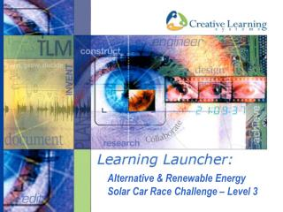 Alternative  Renewable Energy Solar Car Race Challenge   Level 3