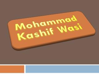Kashif Wasi | SAP Expert