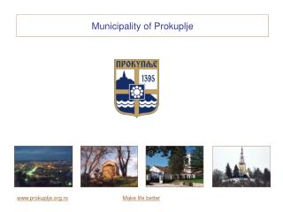 Municipality of Prokuplje