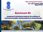 Benchmark B9