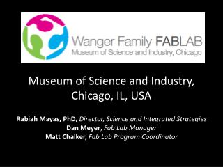 Museum of Science and Industry, Chicago, IL, USA