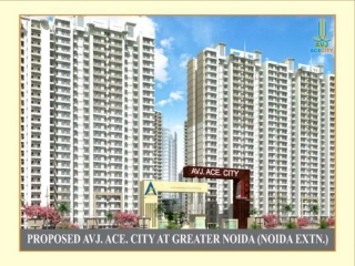 Ace City Noida Extension