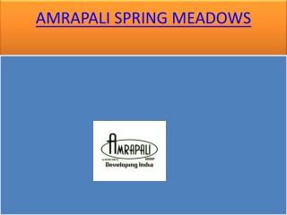 Amrapali Spring Meadows