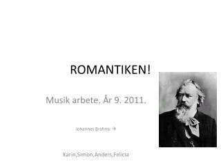 ROMANTIKEN