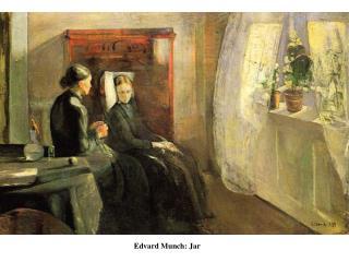 Edvard Munch: Jar