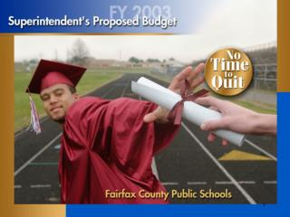 FY 2003 Proposed Budget Facts: