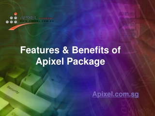 Features and Benefits of Aixel Package