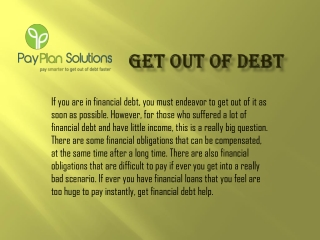 Debt counselling | Debt review