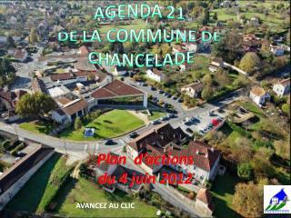 Plan  d actions du 4 juin 2012