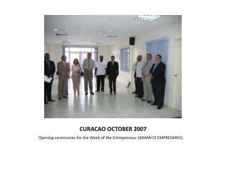 CURACAO OCTOBER 2007