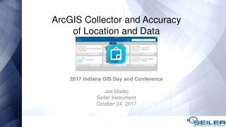 Low cost GNSS applications  for GIS and Mapping
