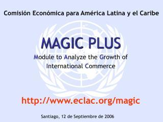 Comisi n Econ mica para Am rica Latina y el Caribe