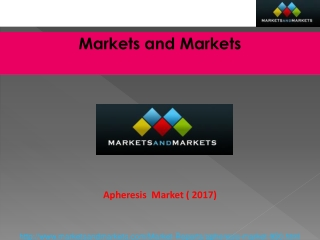 Apheresis Market worth $1.9 Bil