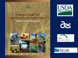 Climate Change and Agriculture: Effects  Adaptation