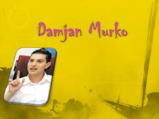 Damjan Murko