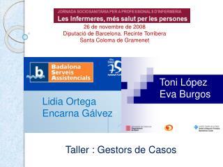 Lidia Ortega Encarna G lvez