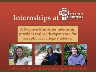 Internships at