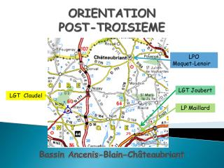 ORIENTATION  POST-TROISIEME