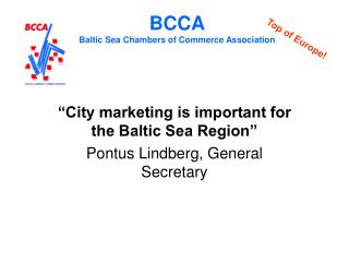 BCCA Baltic Sea Chambers of Commerce Association