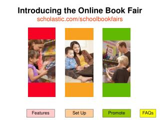 Introducing the Online Book Fair  scholastic