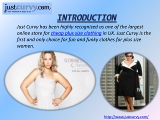 Plus Size Clothing UK