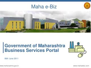 Government of Maharashtra Business Services Portal