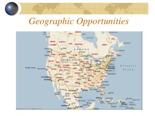 Geographic Opportunities