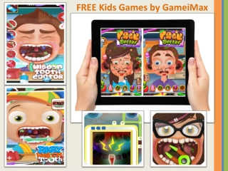 Free Kids Games by GameiMax