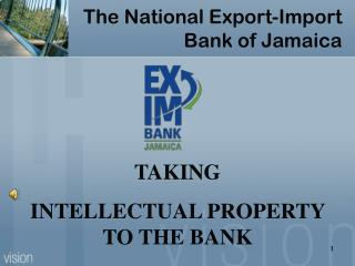the national export-import bank of jamaica