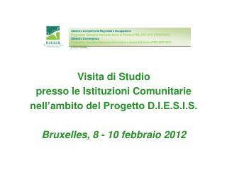 Obiettivo Competitivit  Regionale e Occupazione Programma Operativo Nazionale Azioni di Sistema FSE 2007-2013 [IT052PO01