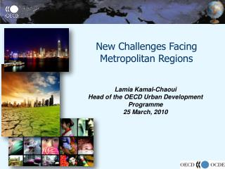 New Challenges Facing Metropolitan Regions
