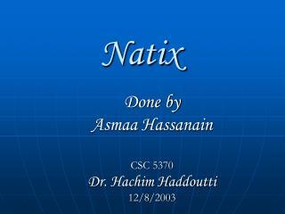 Natix