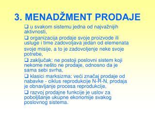 3. MENAD MENT PRODAJE
