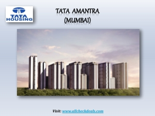 Tata Amantra In Mumbai