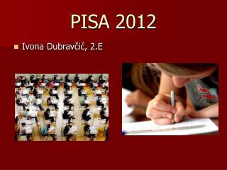 PISA 2012