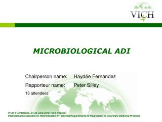 microbiological adi