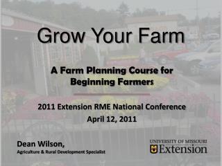 Grow Your Farm