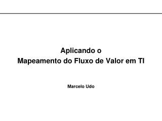 Marcelo Udo