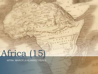 Africa 15