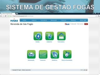 SISTEMA DE GEST O FOG S