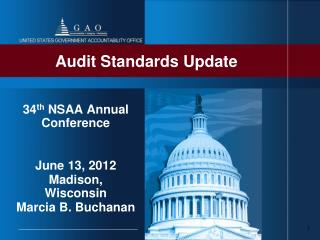 Audit Standards Update