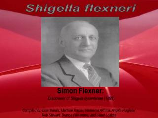 Simon Flexner:
