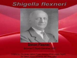 Simon Flexner: