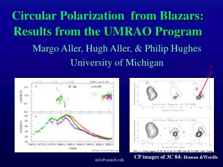 Circular Polarization  from Blazars: Results from the UMRAO Program